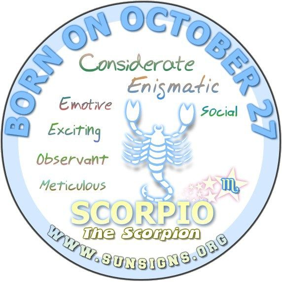 october 27 aquarius birthday horoscope