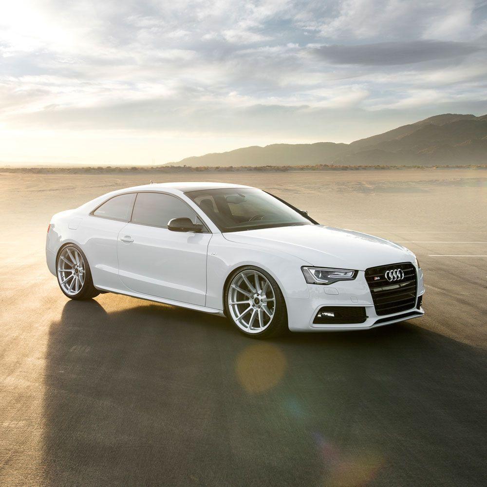 20 Vorsteiner V Ff 102 Forged Concave Silver Wheels Rims Fits Audi B8 A4 S4 Audi S5 Audi Audi Cars