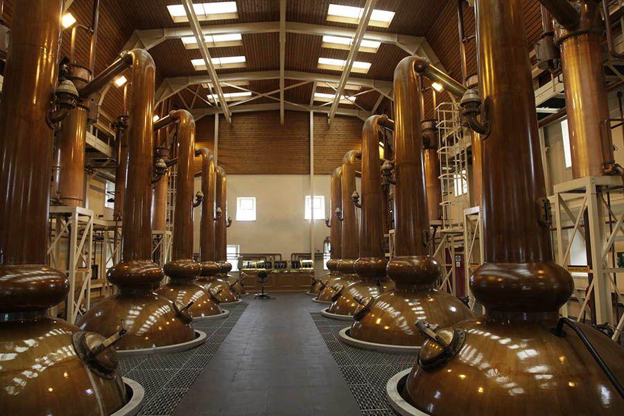 Stillhouse - Glenmorangie Distillery