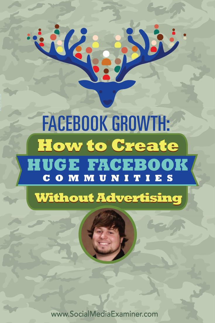 how to create social media community