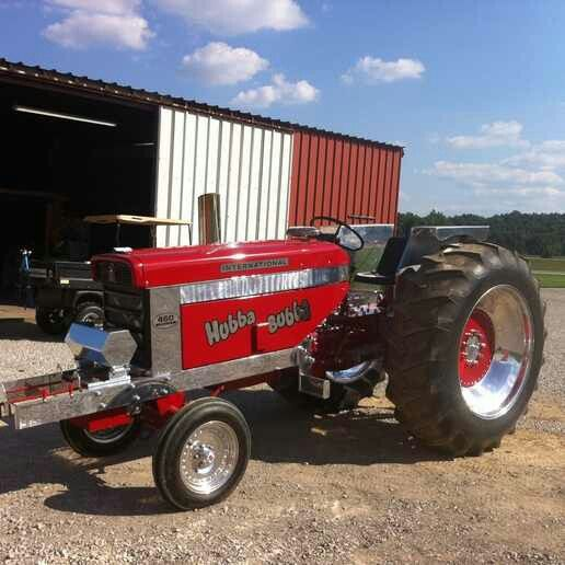 Ih 460 Utility Tractor : Farmall utility hot rod tractors pinterest
