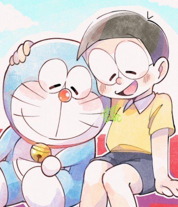 Nobita Dream Wallpaper