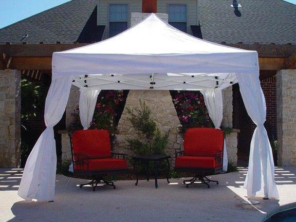 King Canopy 10u0027 X 10u0027 DuraLite with 4 Sidewalls Package Deal Dear Customer & King Canopy 10u0027 X 10u0027 DuraLite with 4 Sidewalls Package Deal: Dear ...