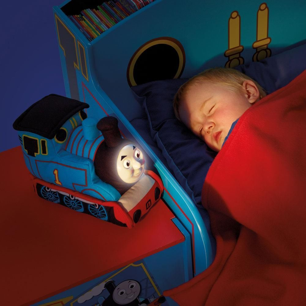 Thomas the Train bedroom! Created by my brain the sharp lines were ...