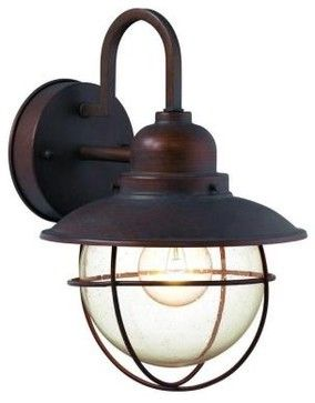 Hampton Bay Wall Mount Outdoor Lantern Traditional Lighting Home Depot
