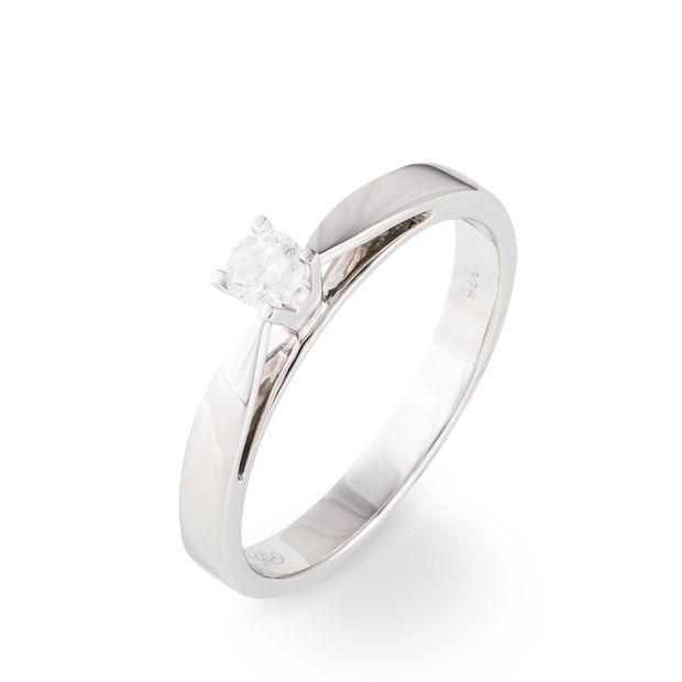 Belle Solitaire Or et Diamant   Bijouterie en ligne, Bijoux, Bijouterie KY-15