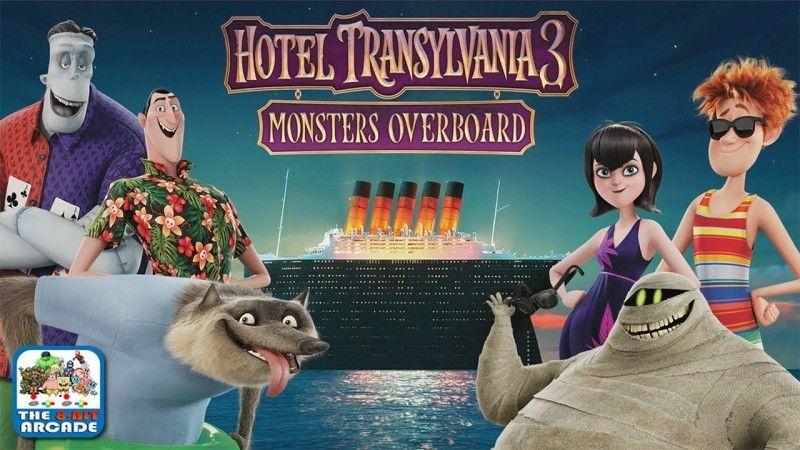 Hotel Transylvania 3 Monsters Overboard Video Hotel Transylvania