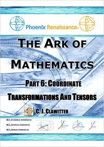 The Ark Of Mathematics Part 6: Coordinate Transformations