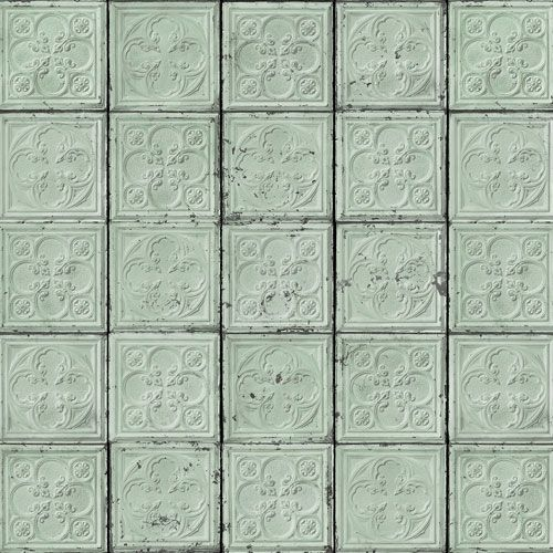 Kitchen tile wall paper Design Delicatessen