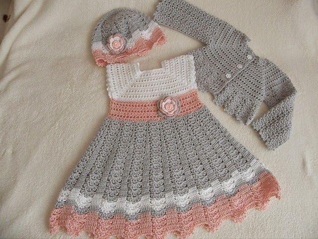 Topnotch Szydełkowe i na drutach ubranka dla dzieci | Nasze prace WB74