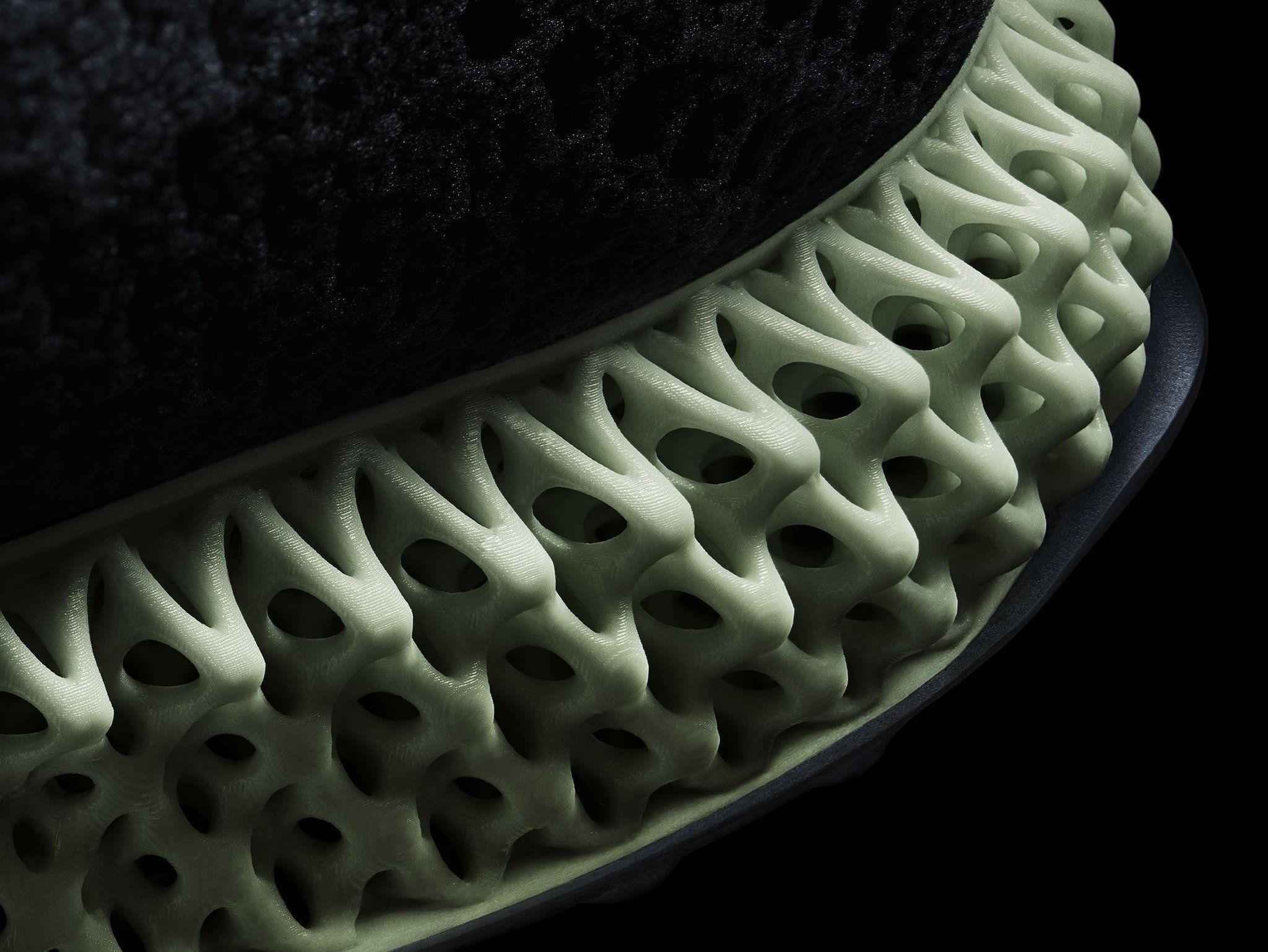 Cúal medias barba  Adidas kicks off sneakers with 3D-printed soles   3d printed shoes, Adidas,  Digital light