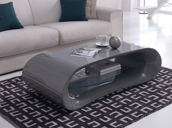 Claudia Contemporary High Gloss Coffee Table Choice Of Colour See More At Https