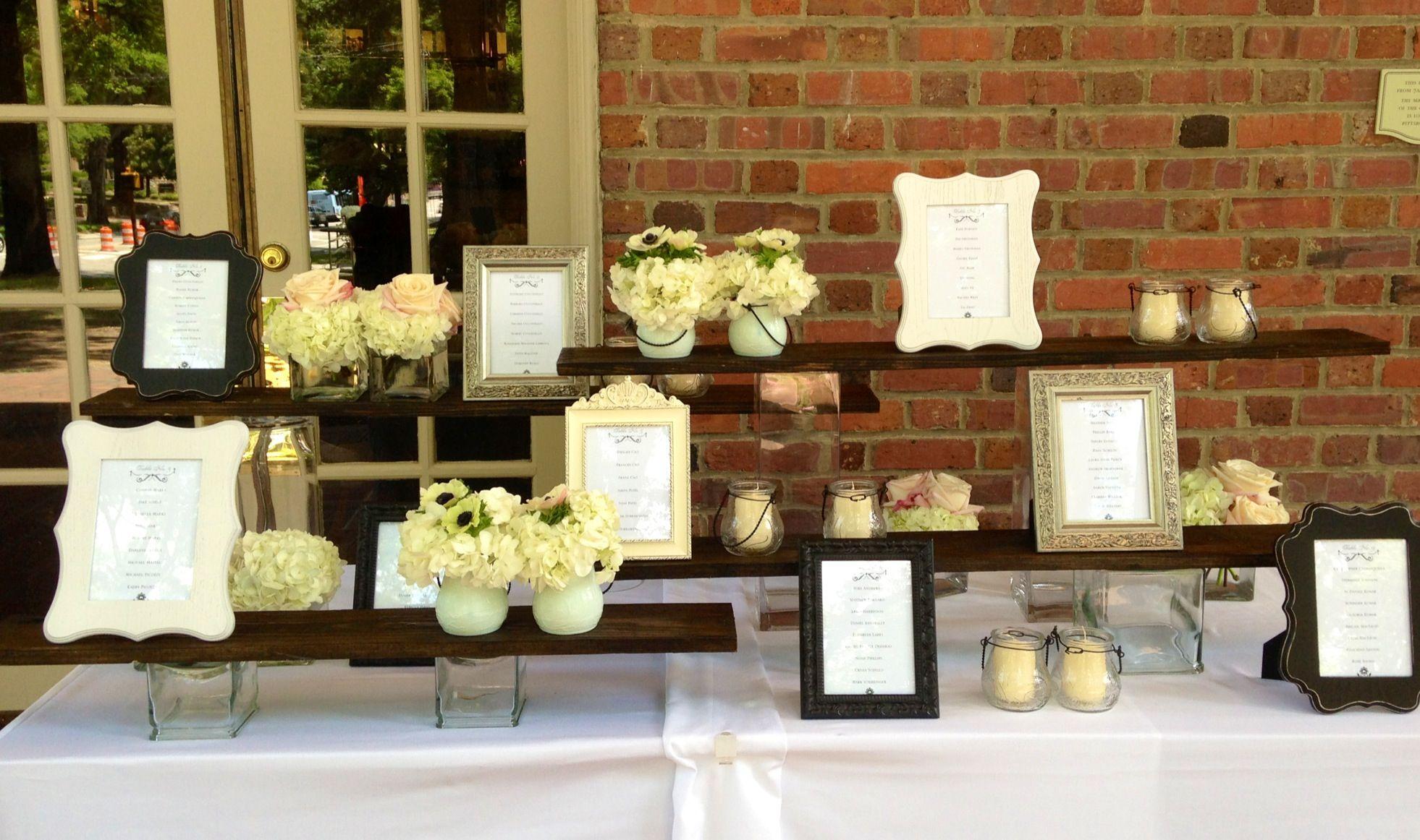 Wedding table name ideas unique wedding decoration ideas varying levels for bud vase displayescort cards reviewsmspy