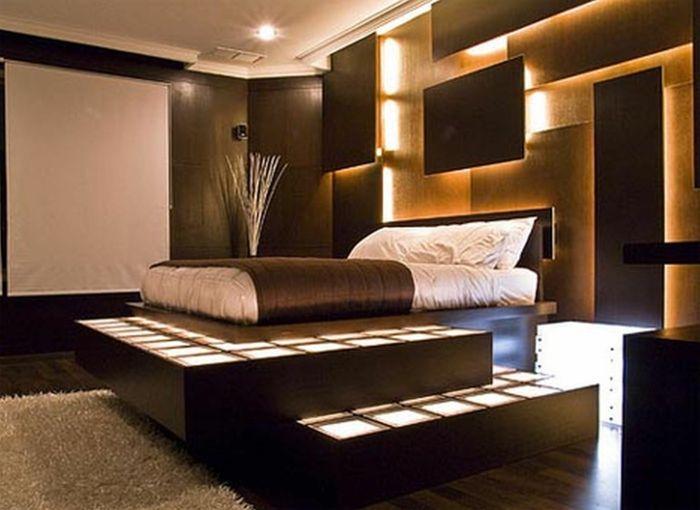 wandgestaltung wandfarbe farbgestaltung schlafzimmer