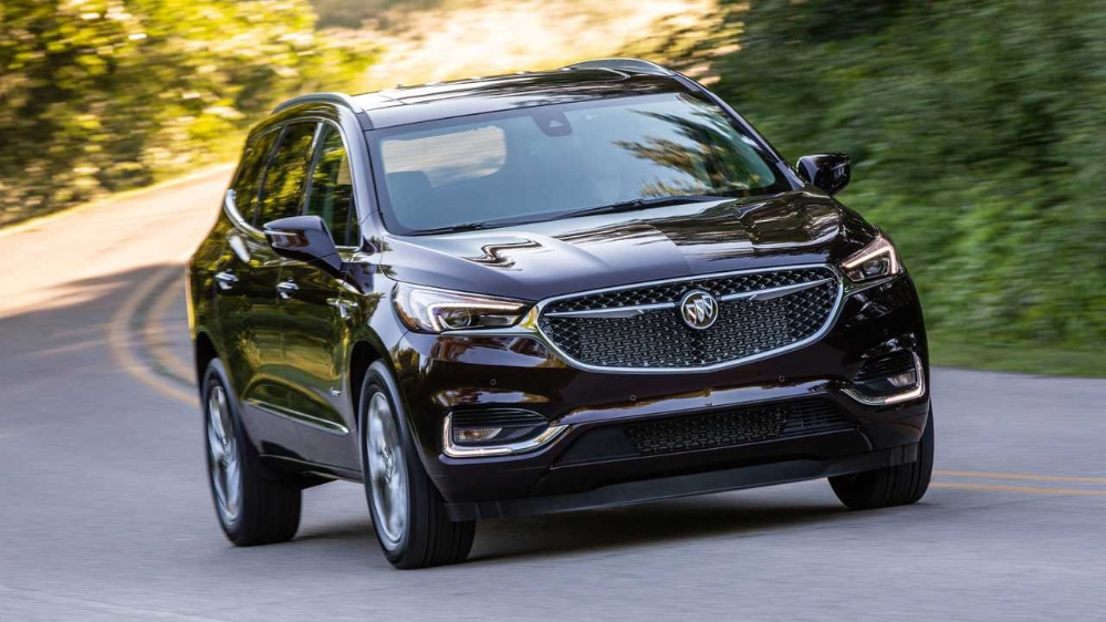 the 2021 buick enclave is a midsize suv positioned