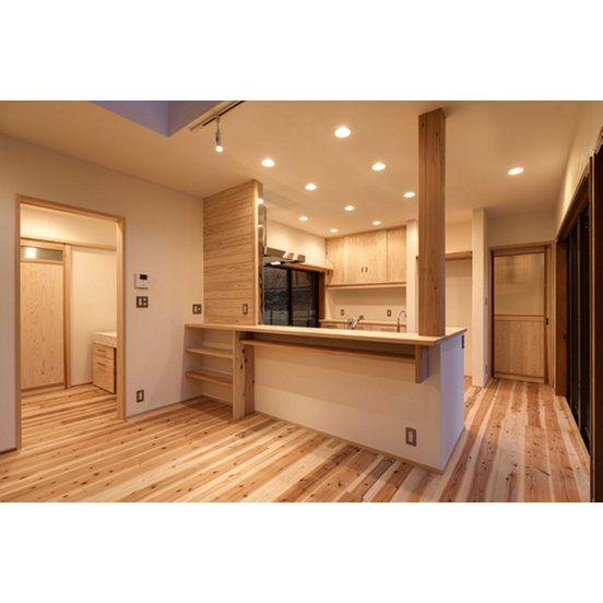 キッチン システムキッチン リビング キッチン キッチンデザイン インテリア 家具