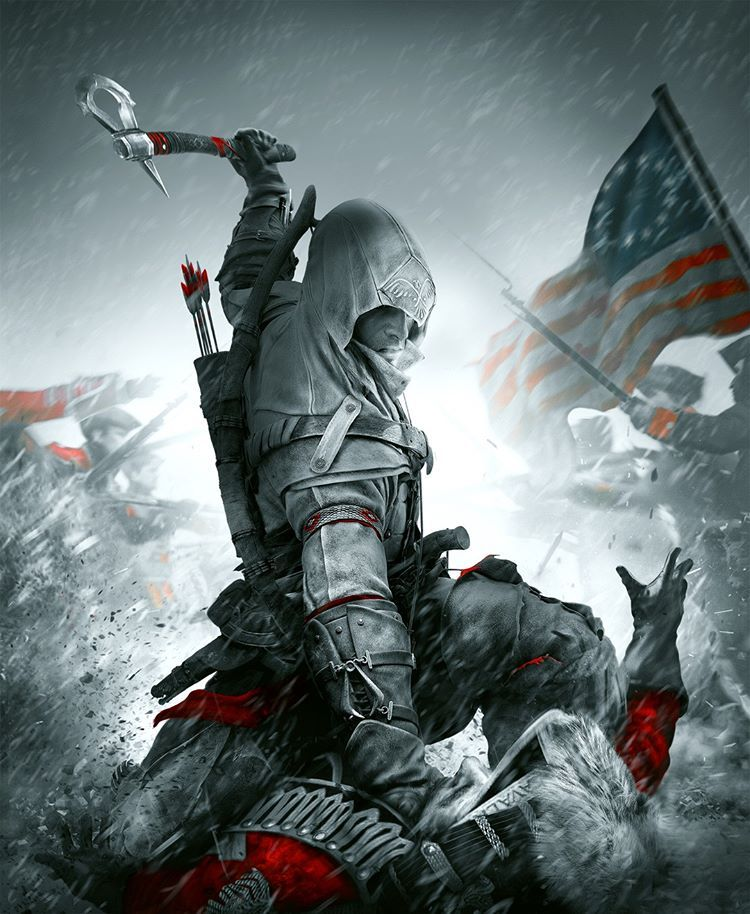 Experience The Revolution On The Go Assassin S Creed Iii Remastered Is Available Now On Ninten Assassin S Creed Wallpaper Assassins Creed 3 Assassin S Creed