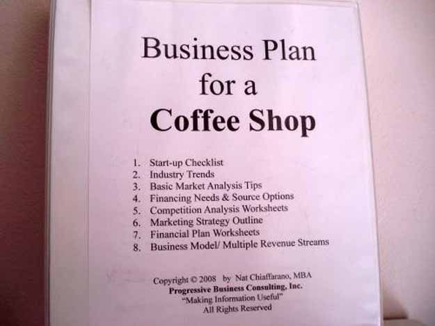 How To Open A Coffee Shop - Coffee Business Intelligence - business startup checklist