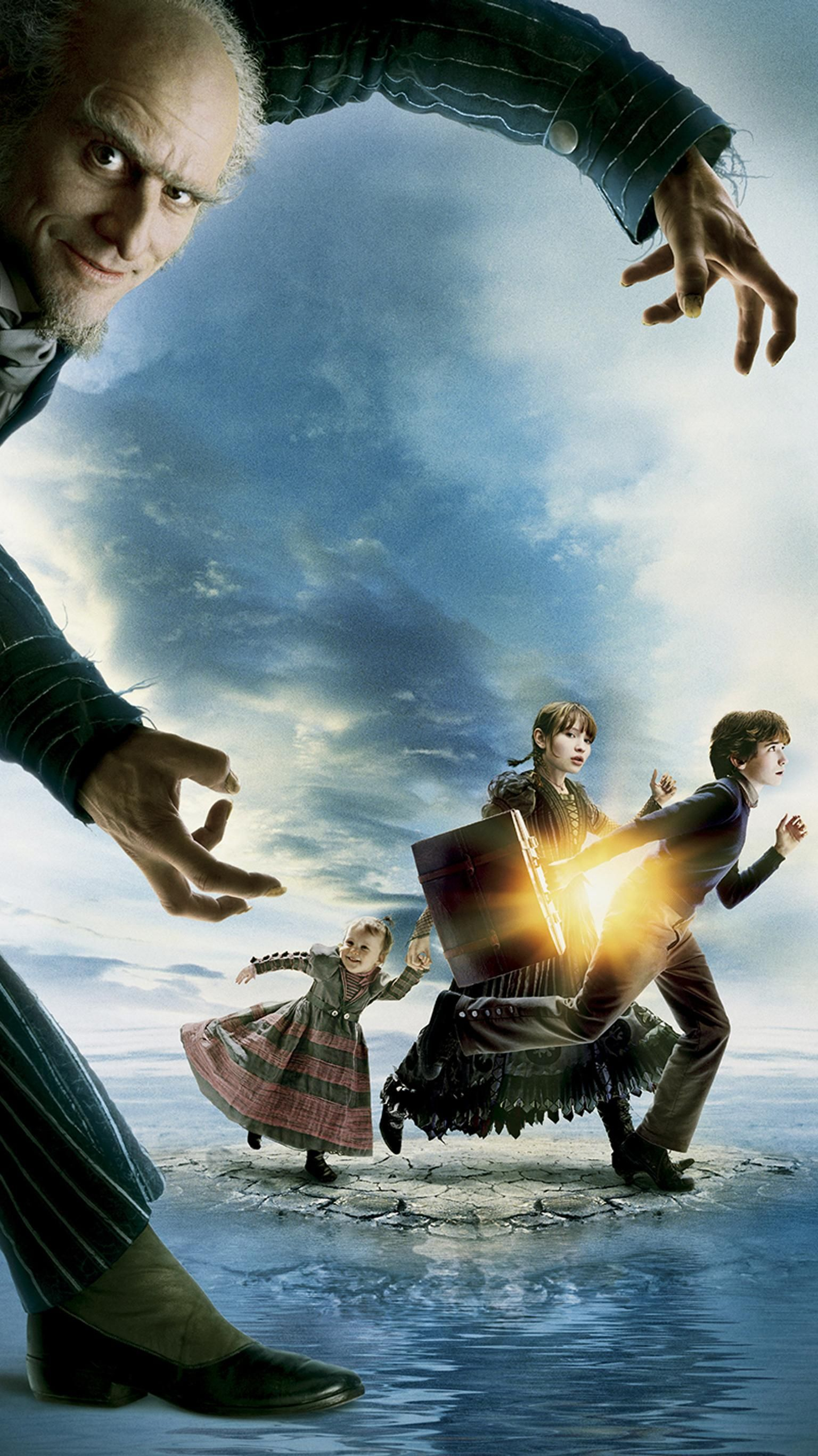Lemony Snicket S A Series Of Unfortunate Events 2004 Phone