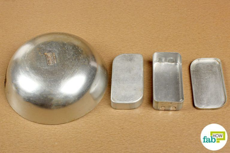 How To Clean Aluminum 6 Tested Methods With Actual Pics How To Clean Aluminum Cleaning Aluminum Pans Cleaning