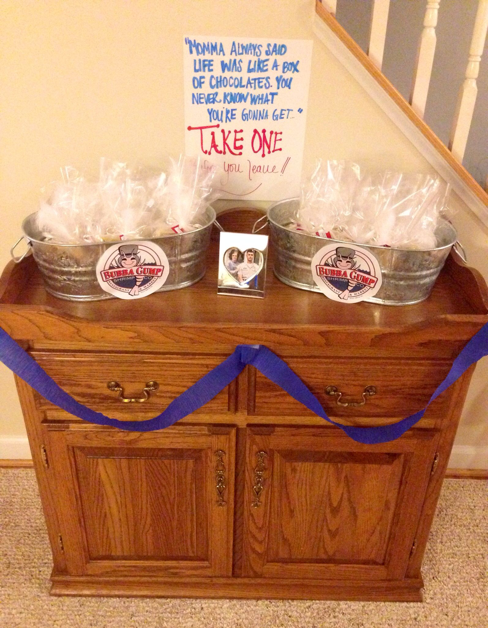 Forrest Gump Birthday Party Favors These Were Such A Hit