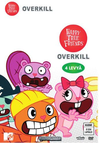 Happy Tree Friends - Overkill