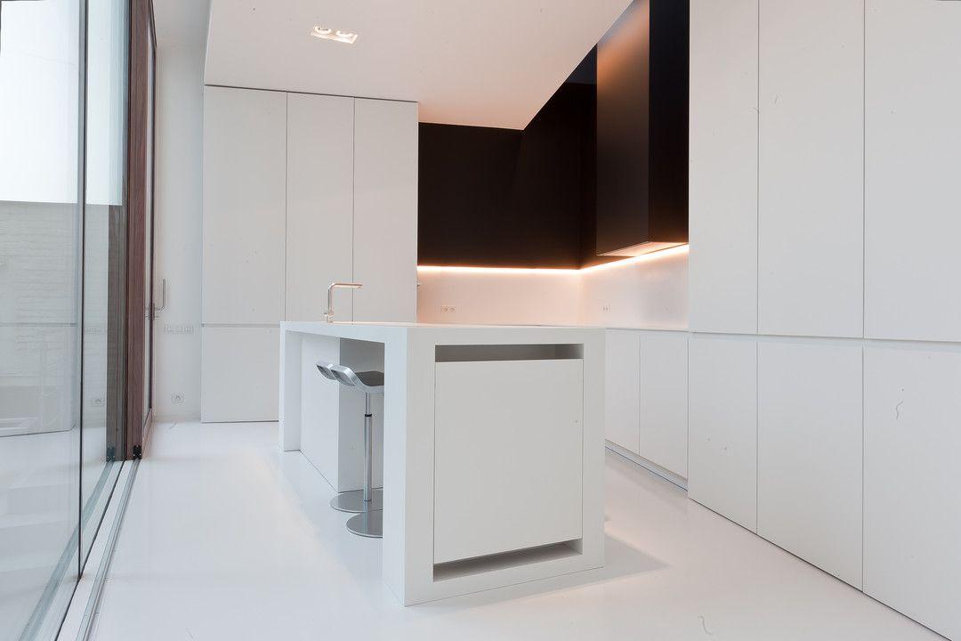 Modern Interieur Herenhuis : Afbeeldingsresultaat voor maatwerk herenhuis design kitchens