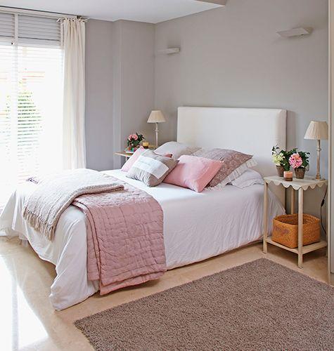 colori pareti camera da letto-color-tortora | Idee & Ispirazioni ...