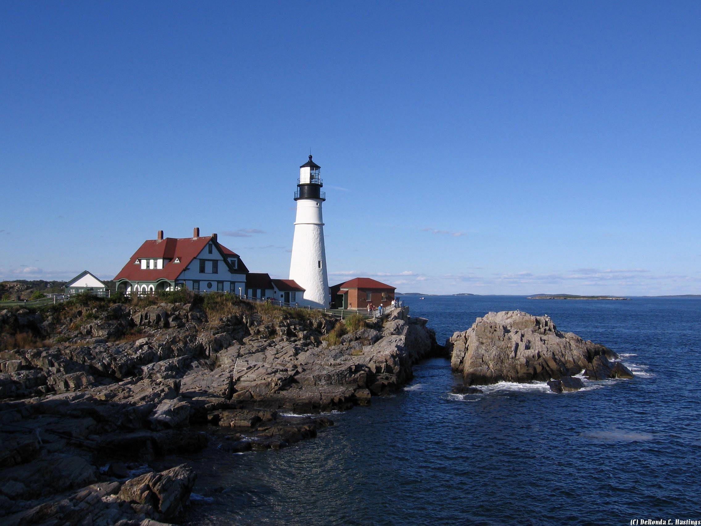Portland Head, Maine Portland maine