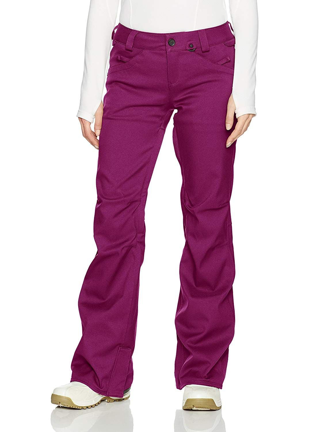 Volcom Womens Species Stretch 2 Layer Shell Snow Pant