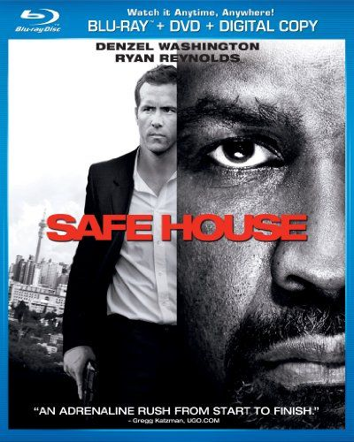 Safe House (Two-Disc Combo Pack: Blu-ray + DVD + Digital Copy + UltraViolet) $10.99