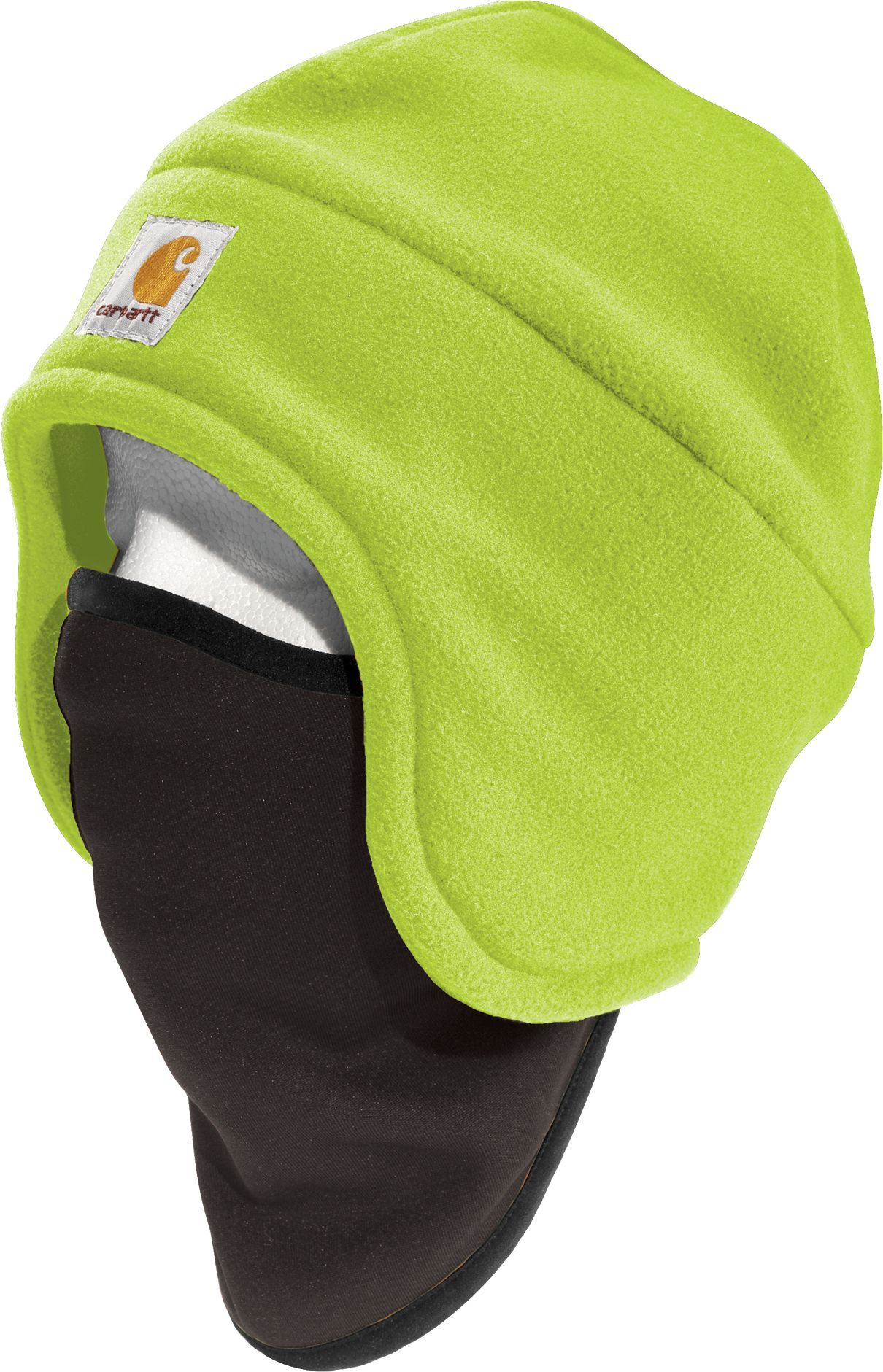 7c8e580dae7 Carhartt Men s High-Visibility Color Enhanced Fleece 2-in-1 Hat in ...