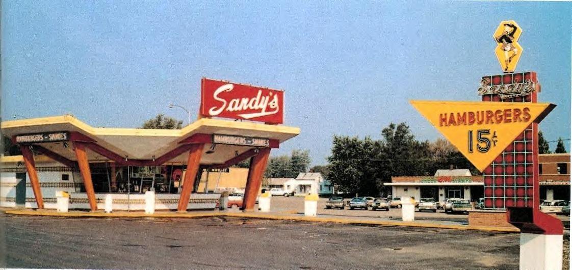 Sandy S Restaurants Last Remaining Sandy S Was In