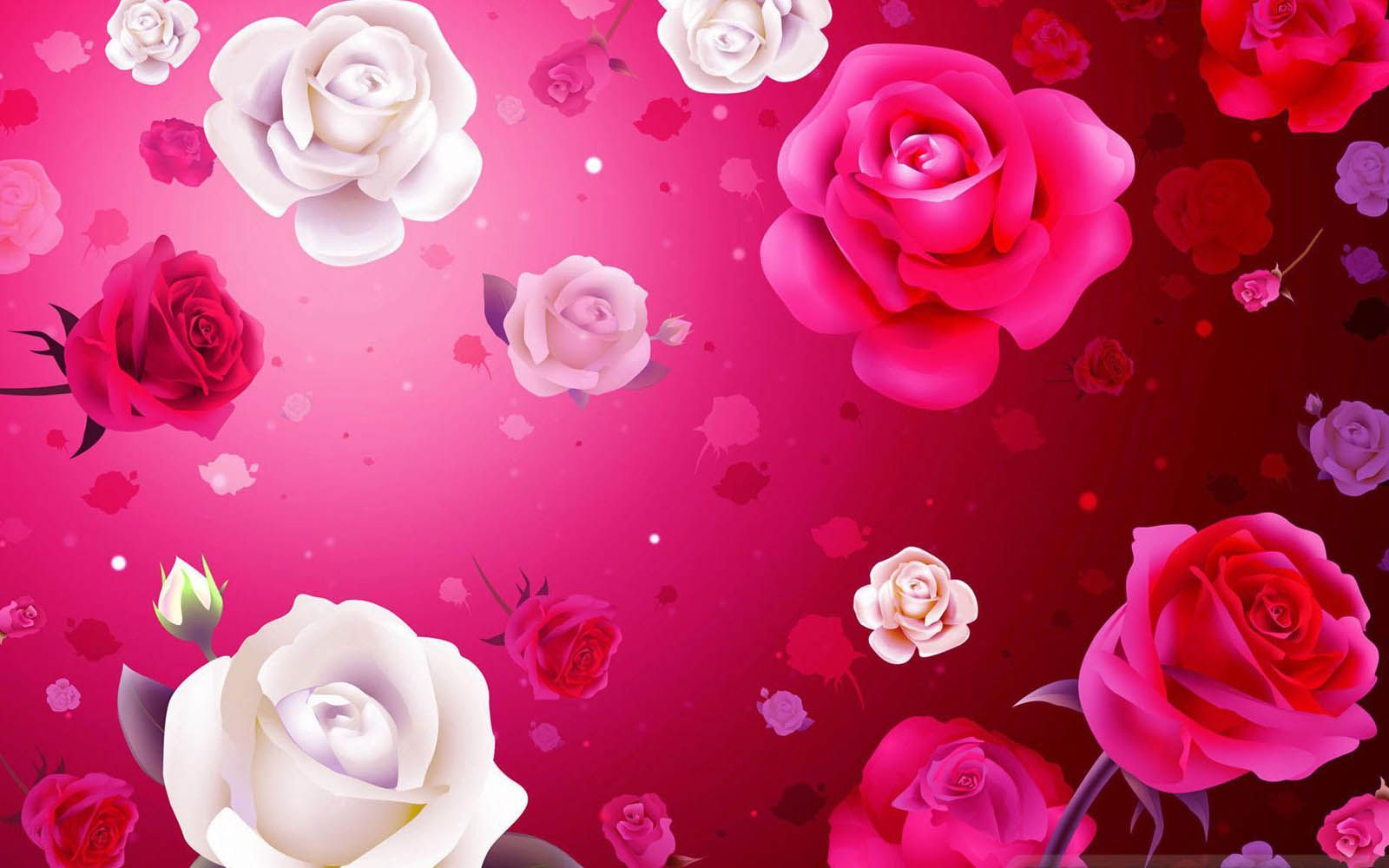 30 Beautiful Valentines Day Wallpapers For Your Desktop Valentine Wallpaper Hd Valentine Background Flower Wallpaper