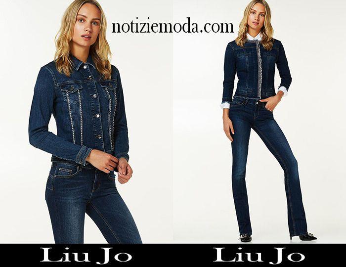 new products 91db7 c22bb Jeans Liu Jo autunno inverno 2017 2018 denim donna ...