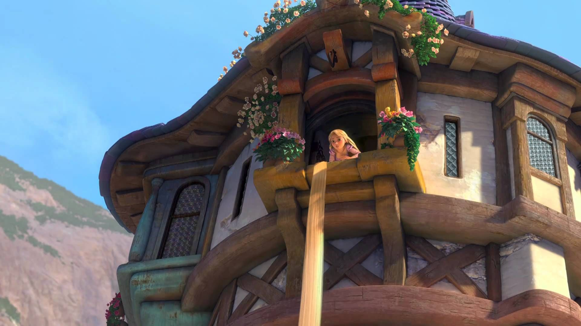 """Tangled Wanted Kindly Mother Figure """"Gothel"""""""