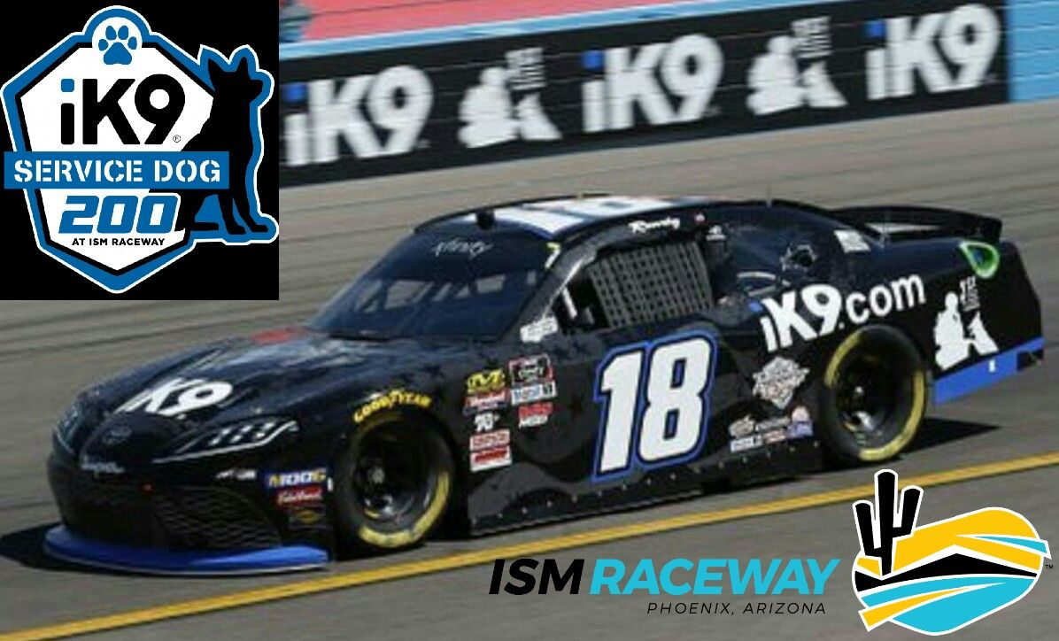 ISM Raceway Phoenix 2019 Kyle Busch makes it 2 Xfinity