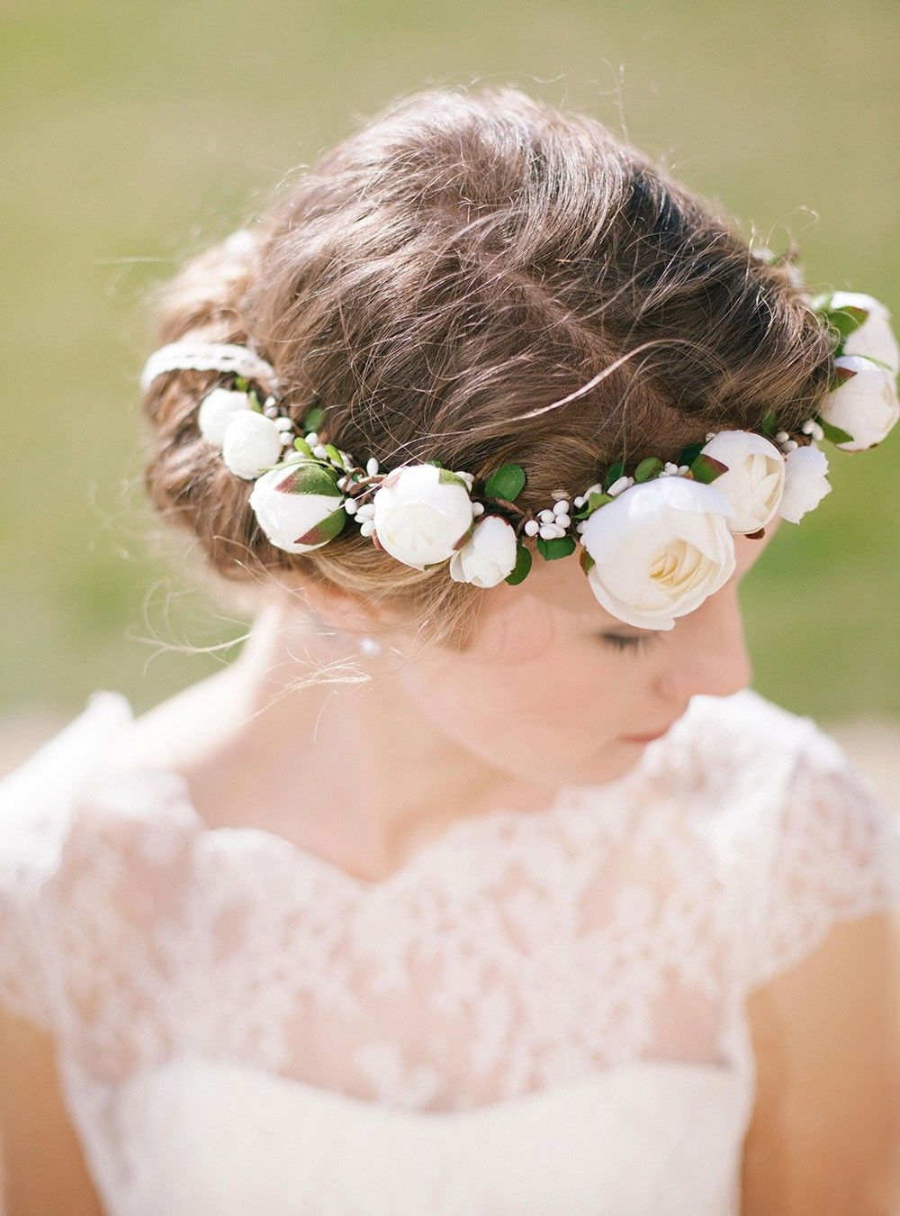 Jardins Coiffures And Mariage On Pinterest