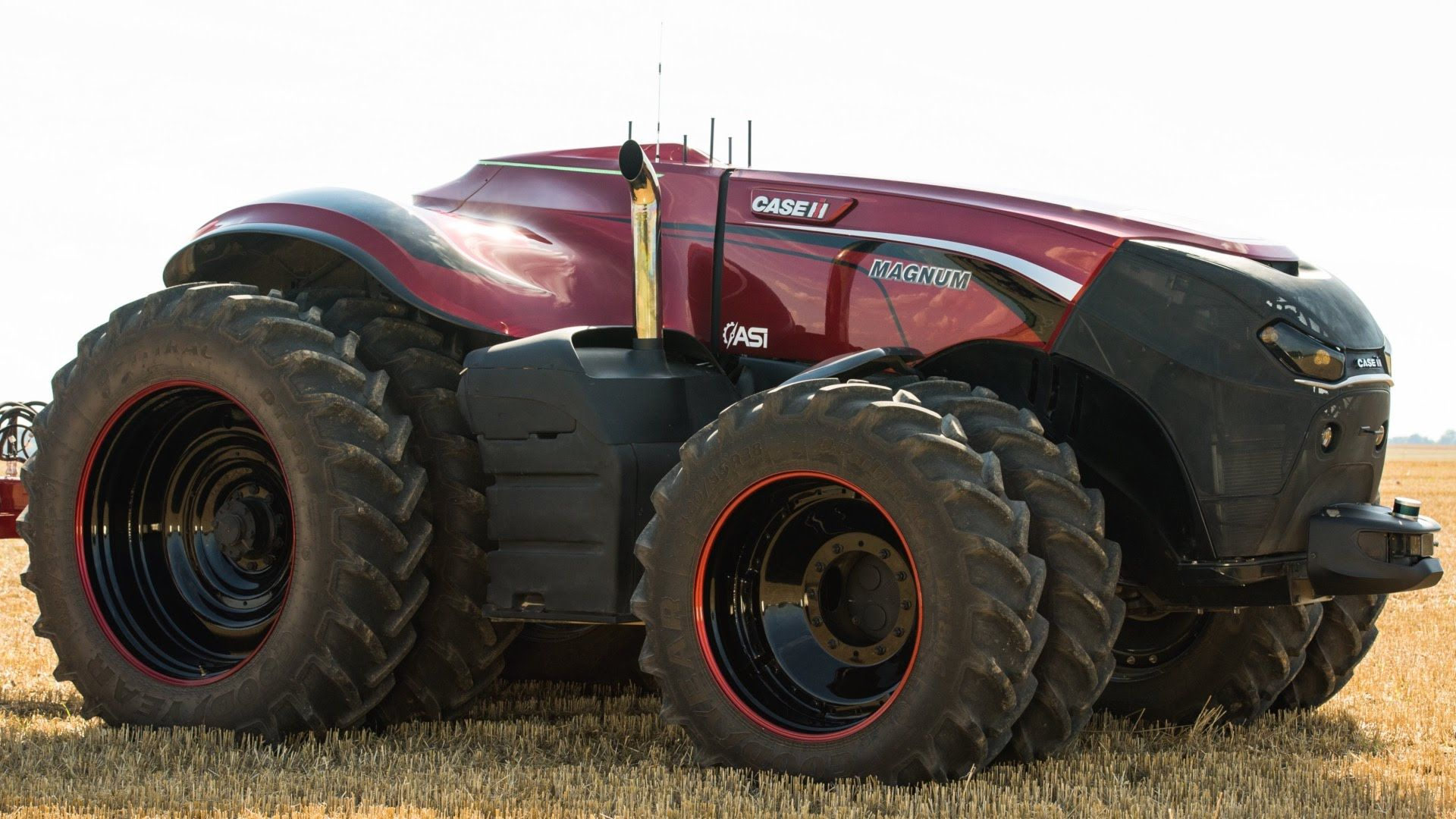 Forget Self-Driving Cars - This Autonomous Tractor Could Be The Next Big...