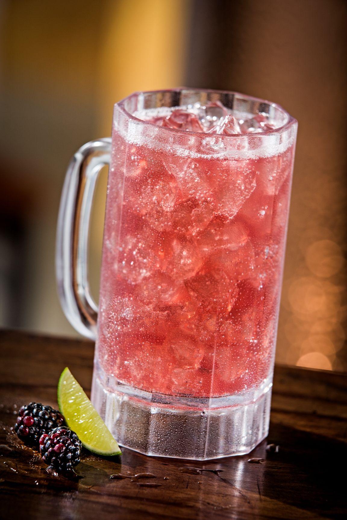 Blackberry Lemonade Refreshing Lemonade With A Kick Chilis Non Alcoholic Drinks Hot Yummy Drinks Iced Tea Recipes