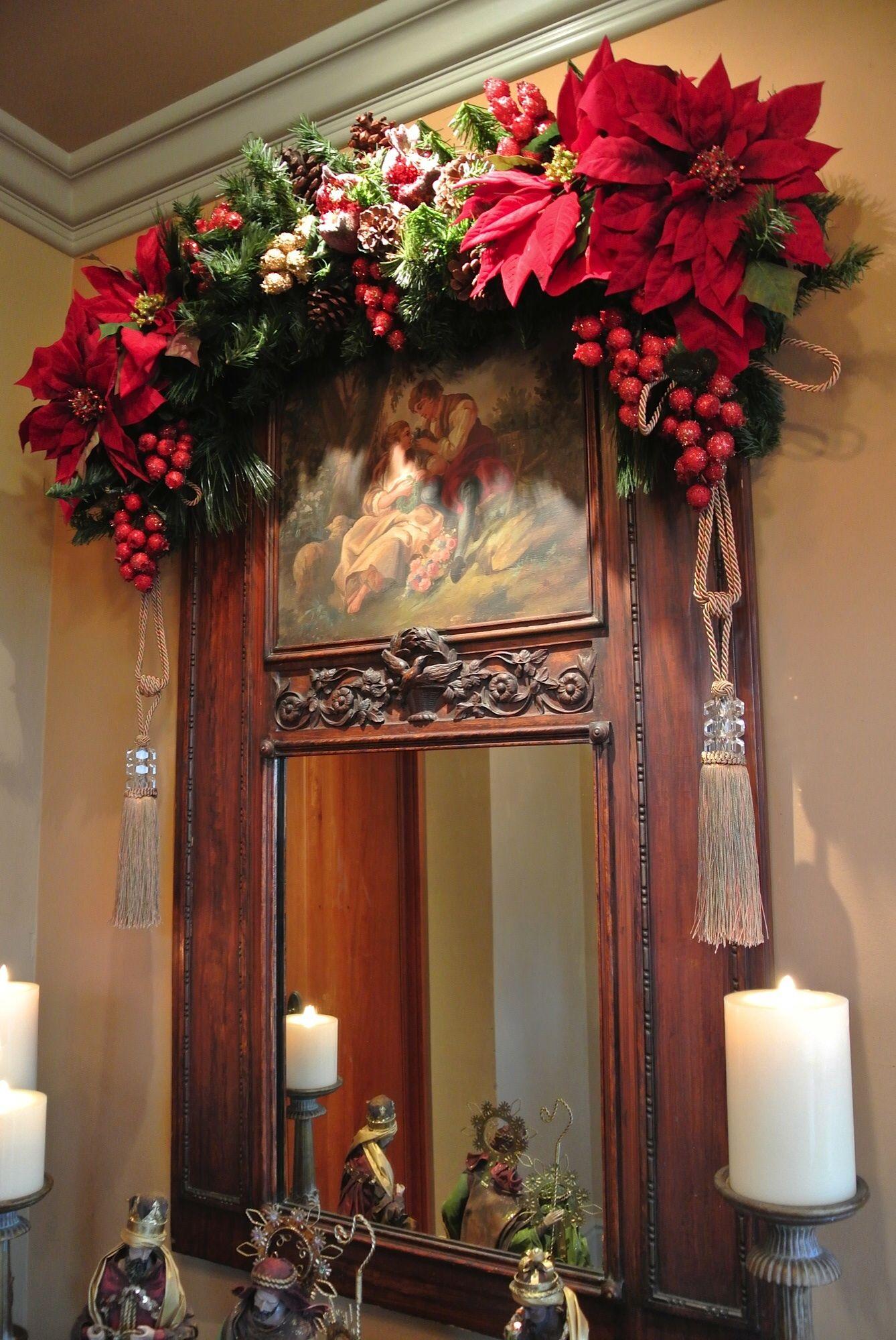 By leanne michael luxe lifestyle design christmas deco - Guirnaldas de navidad ...