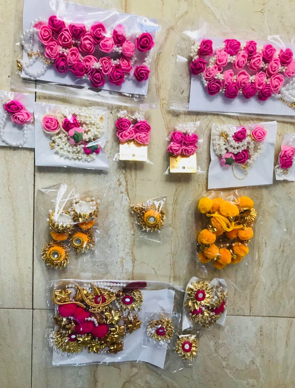 Pin By Rajasthani Stuff On Flower Jewellery Indian Wedding