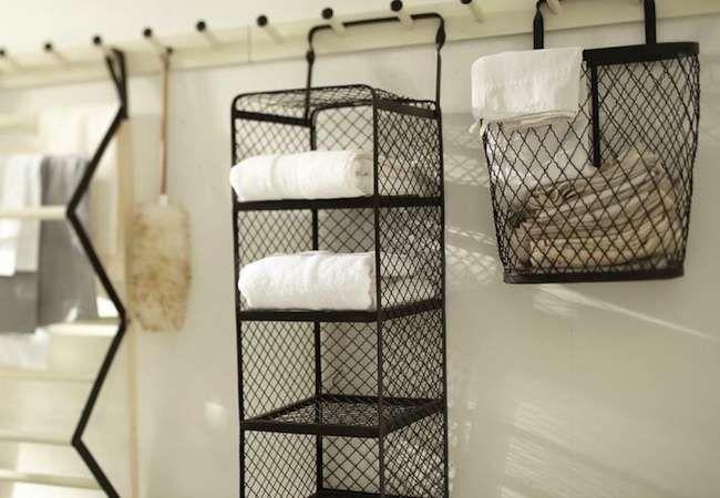 10 lavandaria Idéias de armazenamento que vai bater o seu meias