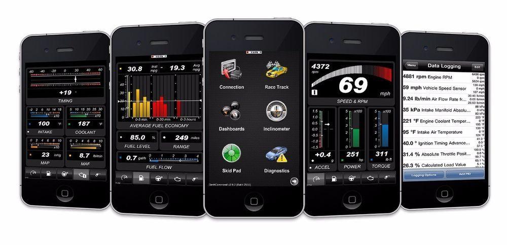 Car diagnostic tool smart phone elm327 wifi scanner obd2