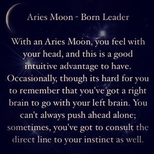 aries moon horoscope