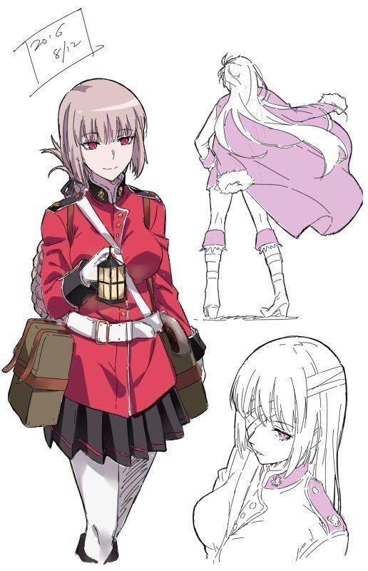 Nightingale ナイチンゲール キャラクターデザイン ナイチンゲール Fgo
