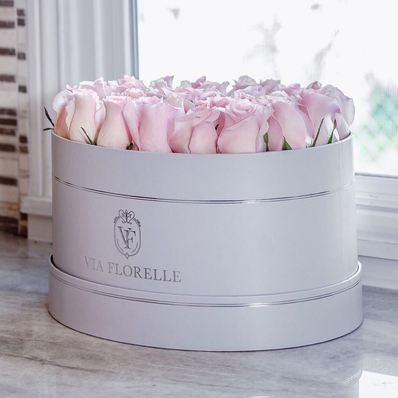 A Gorgeous Way To Say Get Well Good Luck Or Go The Next Step In Your Relationship Flower Gift Flowers Delivered Flower Delivery