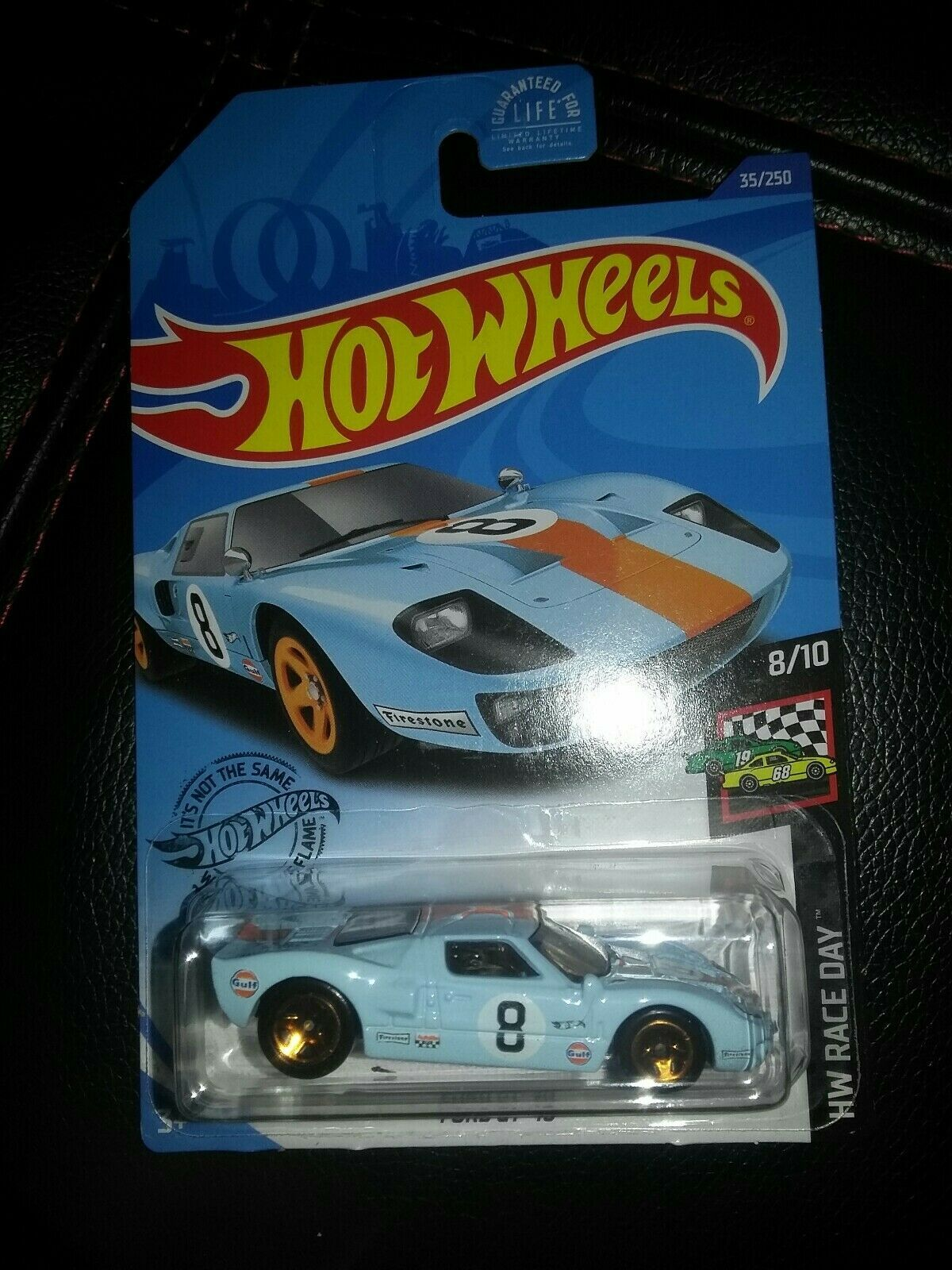 2020 Hot Wheels race day gulf ford gt-40 $2.99