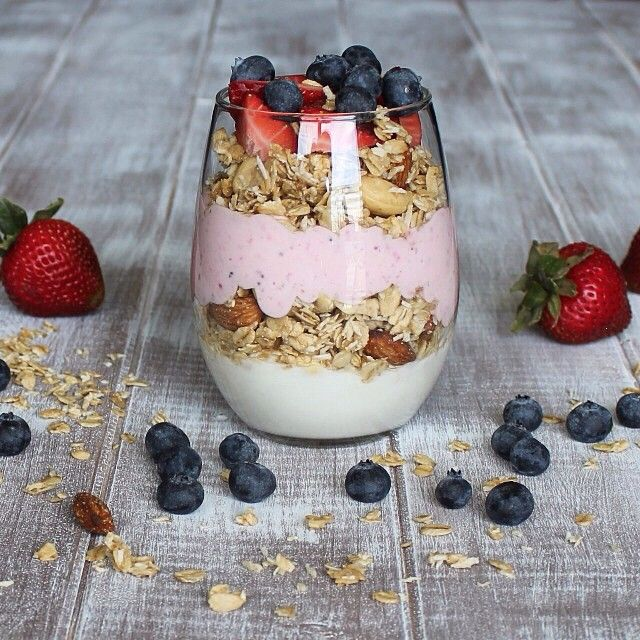 One of my favorite breakfasts ever!! A simple fruit and…