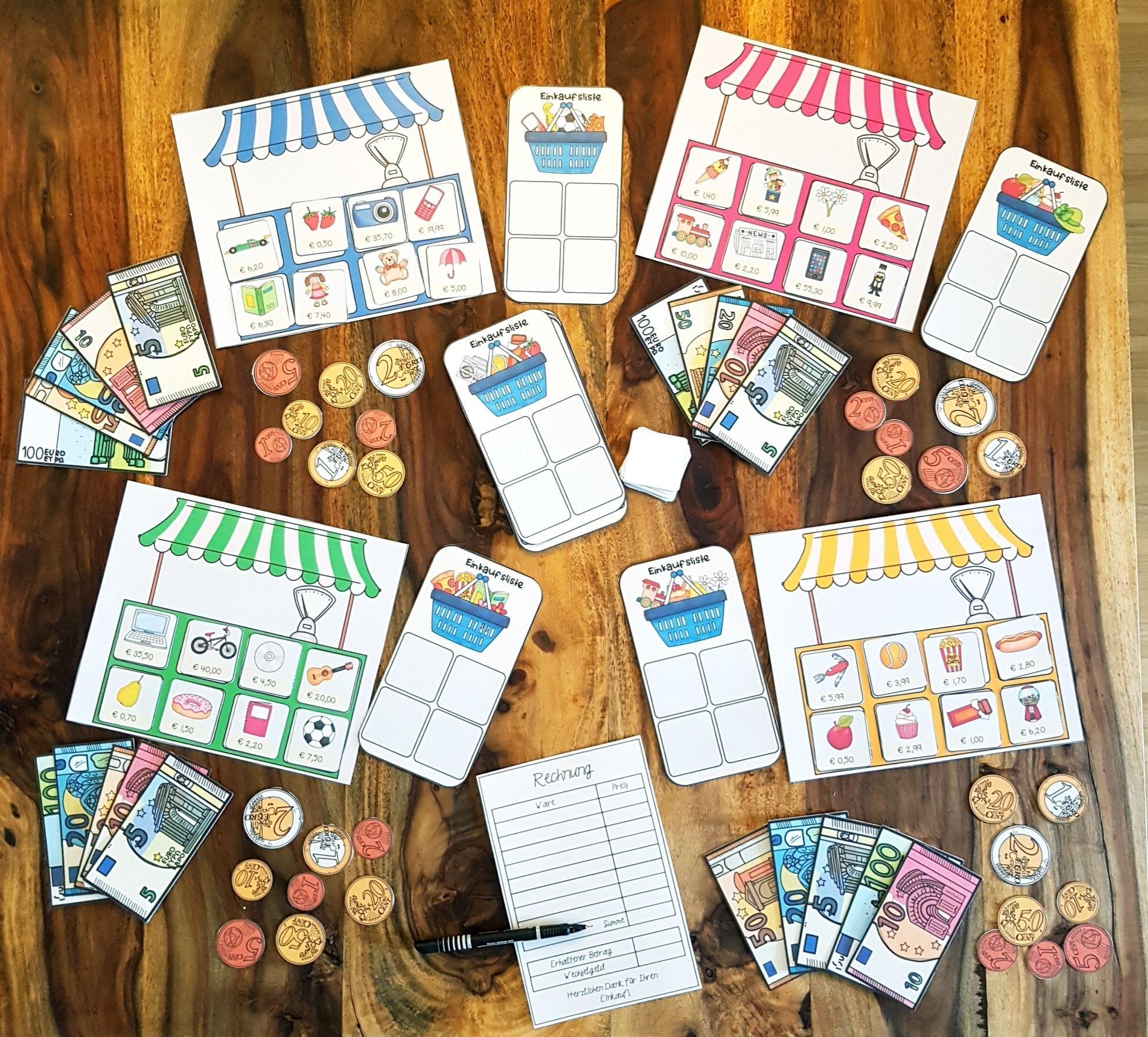 Spiele zum kennenlernen im daf-unterricht